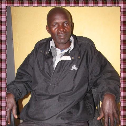Pastor Ben Lubega