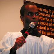 Pastor Everton Harris