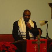 Pastor James Graham