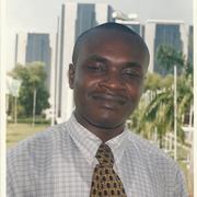 Pastor Jonathan Agande