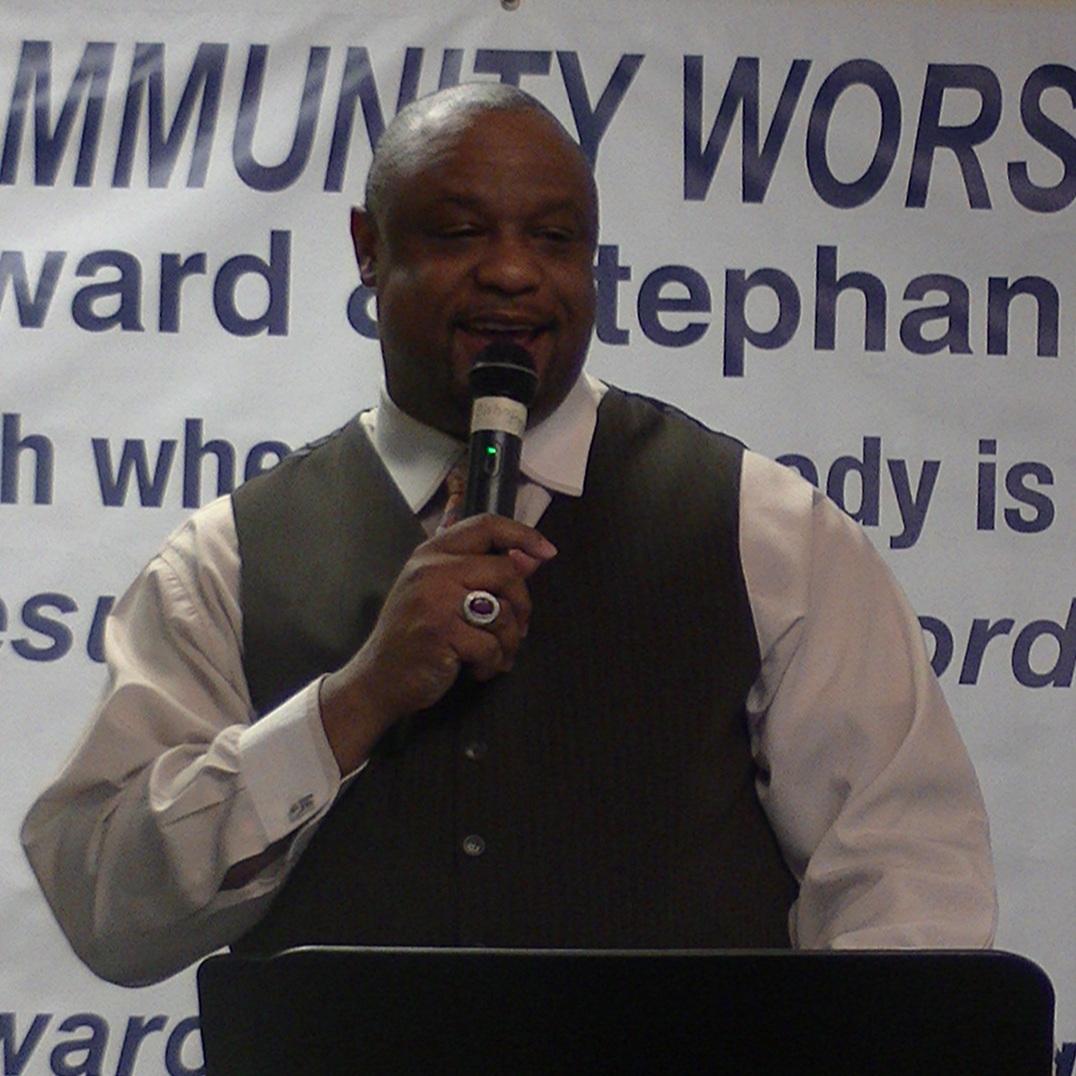Apostle Edward Wright