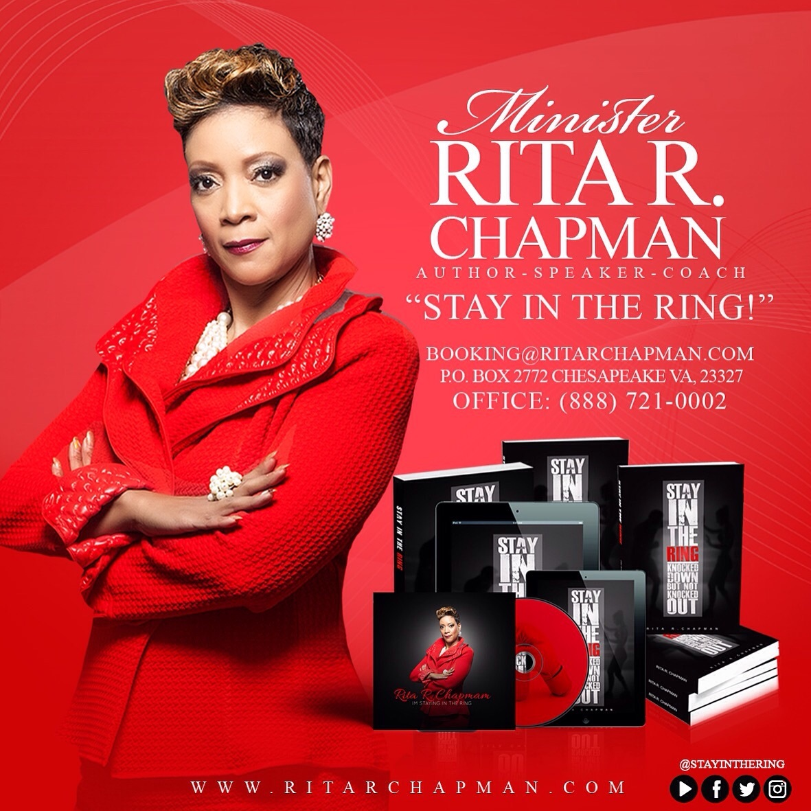 Minister Rita R. Chapman