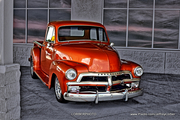 Custom Bel Air -Chevy Pickup