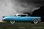 1958 Cadillac Seville