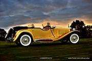 1933 Isotta Fraschini Tipo 8ASS Castagna Sports Toure