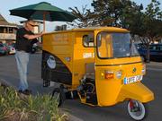Moto-Espresso Coffee Carts