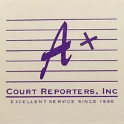 A Plus Court Reporters, Inc.