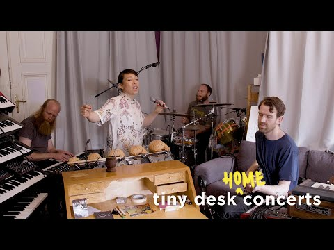 Watch Little Dragon's Soothing At-Home 'Tiny Desk' Performance