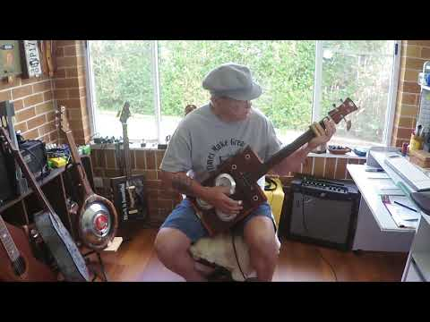 """The Ham Fisted Brickies take on """"Sixteen Tons"""" (Version 2)"""
