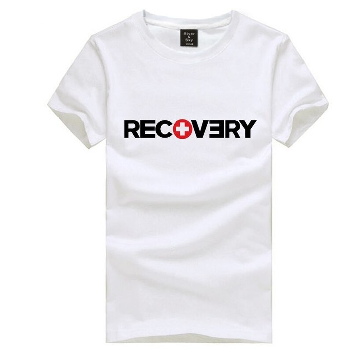 Eminem Recovery 10th Anniversary T Shirt