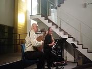 Duo Seraphim concert al Cc Pere Pruna 2019