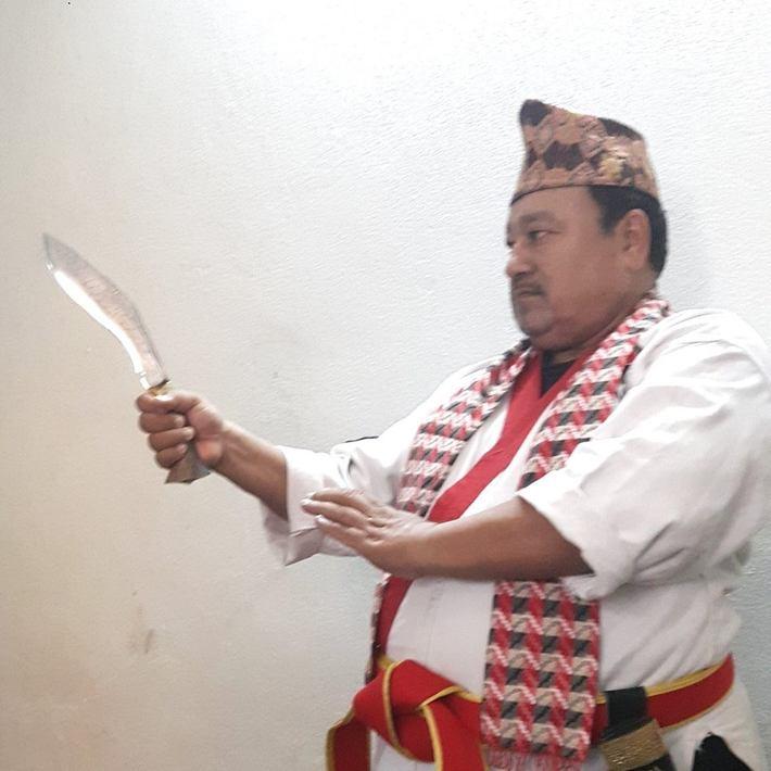 Nepal Khukuri Martial Arts