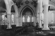 Congregational Church (Interior) Lordship Lane, 1890