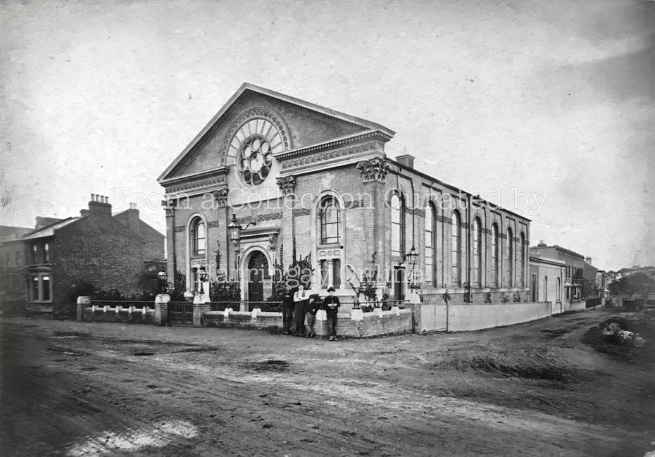 Congregational Church (Exterior) Lordship Lane, 1890