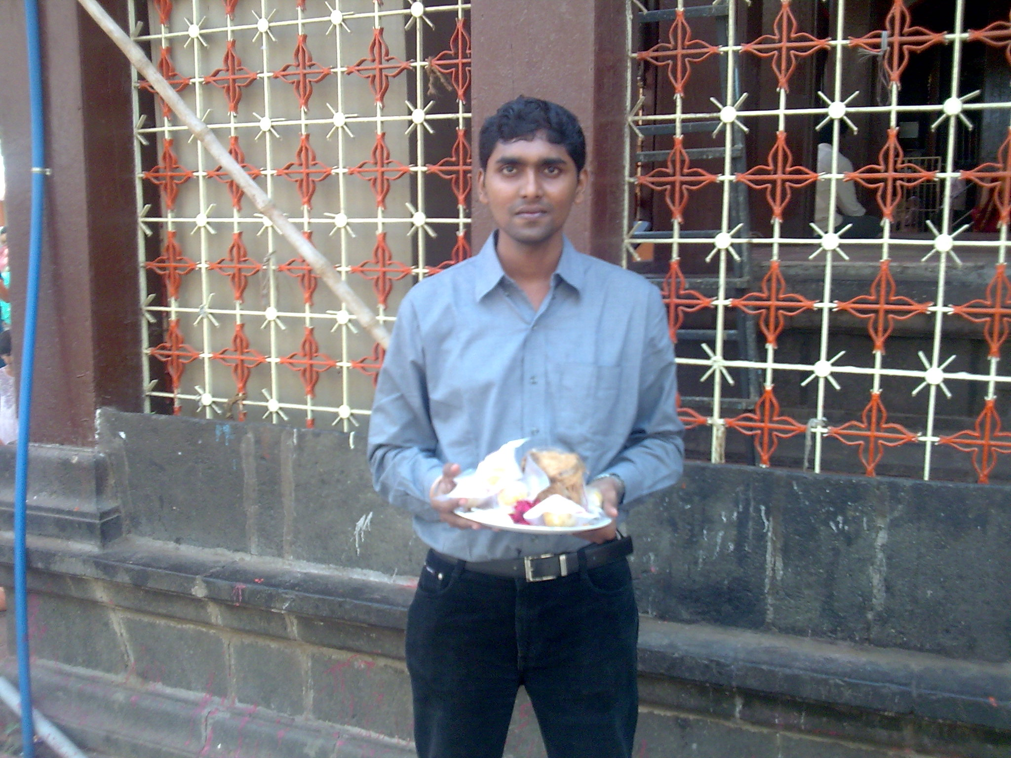 Chandrakant D Anchan