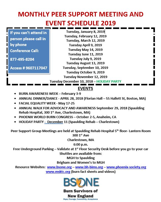 BSONE Annual Support Meetings and Events