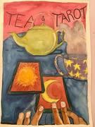 Tea & Tarot at Epicure Cafe!