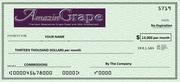 AmazinGrape Check - No Expiration