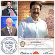 Sandeep Marwah Designated Chartered Global Peace Building Professional