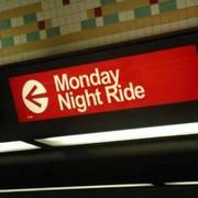Monday Night Ride