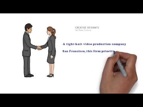 video production company San Francisco