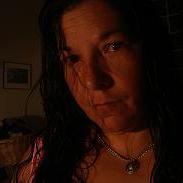 RAINBOW BADGER WOMAN