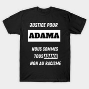 Justice For Adama T Shirt