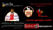 Greater Life Apostle Pratcher