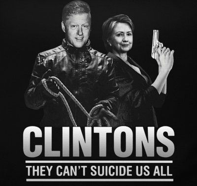 Clintons American Suicide Sweet Dreams