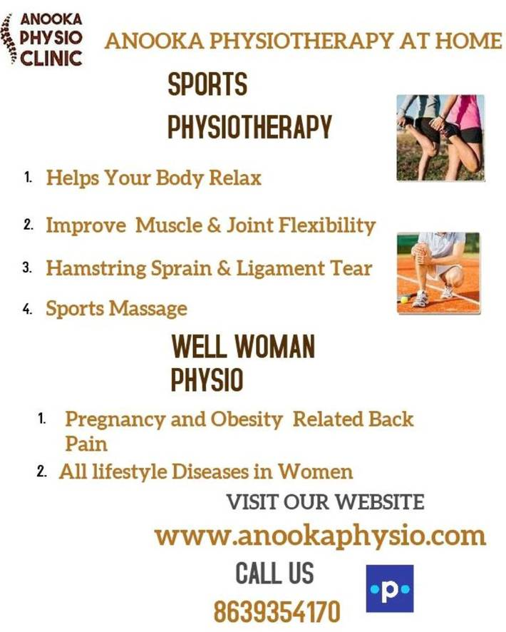 Sports Physiotherapy in Bangalore