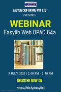 Webinar - Best Practices of Web OPAC and Easylib Web OPAC 6.4a