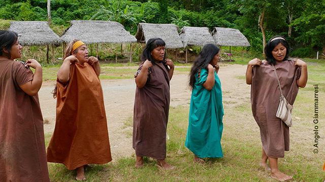 Katsimari_Mianto - Traditional dance from Ashaninka