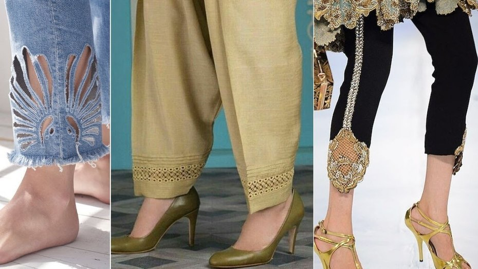 Latest Trousers Designs