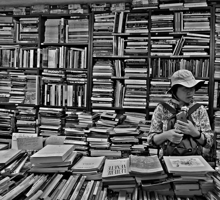 Passione per i libri