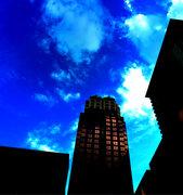 Downtown Building-Color Study