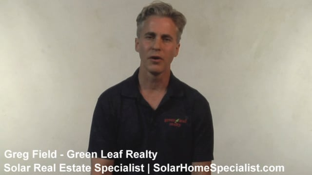 Pearl Certification For Solar Homes