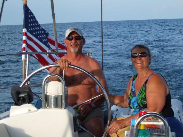 Richard & Theresa Harvey