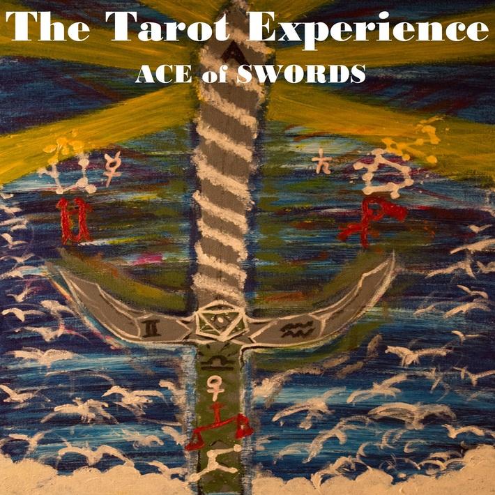 The Tarot Experience (Ace of Swords)