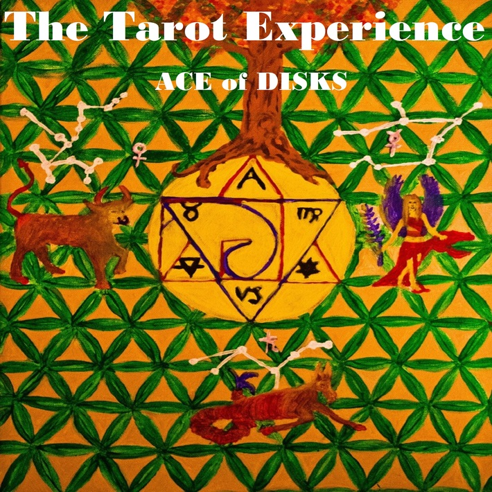 The Tarot Experience (Ace of Disks)