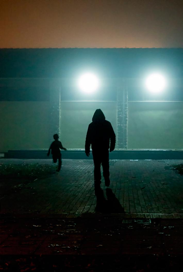 Νυχτερινός περίπατος