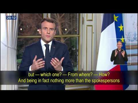 Macron Propaganda 1