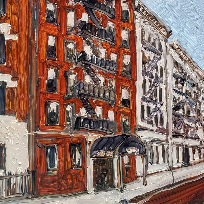 Chelsea, Manhattan, NYC, NY, USA