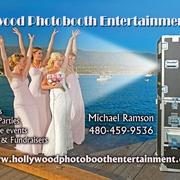 Hollywood Photo Booth Entertain