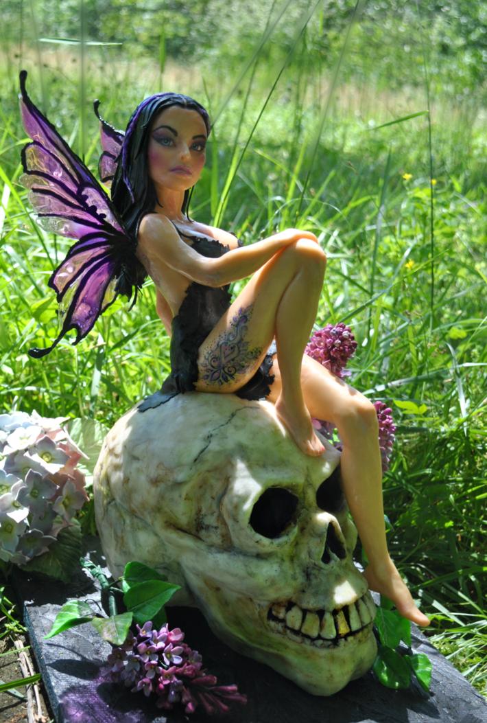Goth Fairy