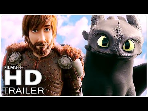 Watch How to Train Your Dragon 3 Full Movie Online Free