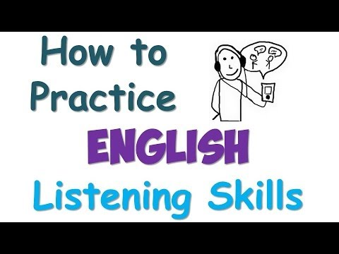How to practice English listening skills (without spending extra time)