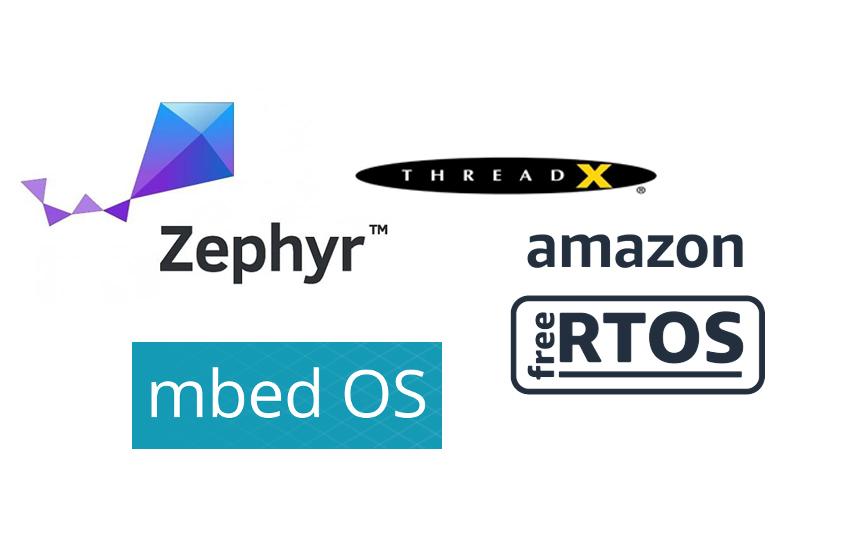 IoT RTOS Overviews