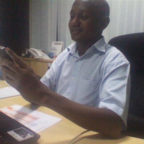 Alphonse Mumo - Kenya