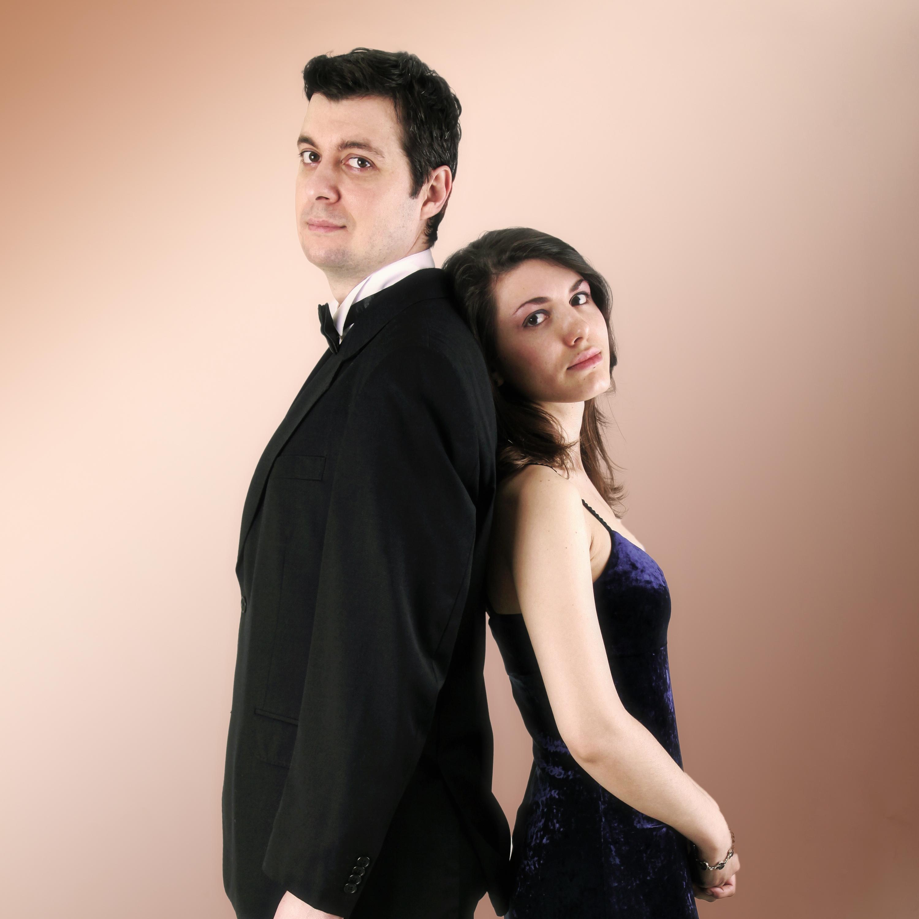 Yordanova & Kyurkchiev Piano duo