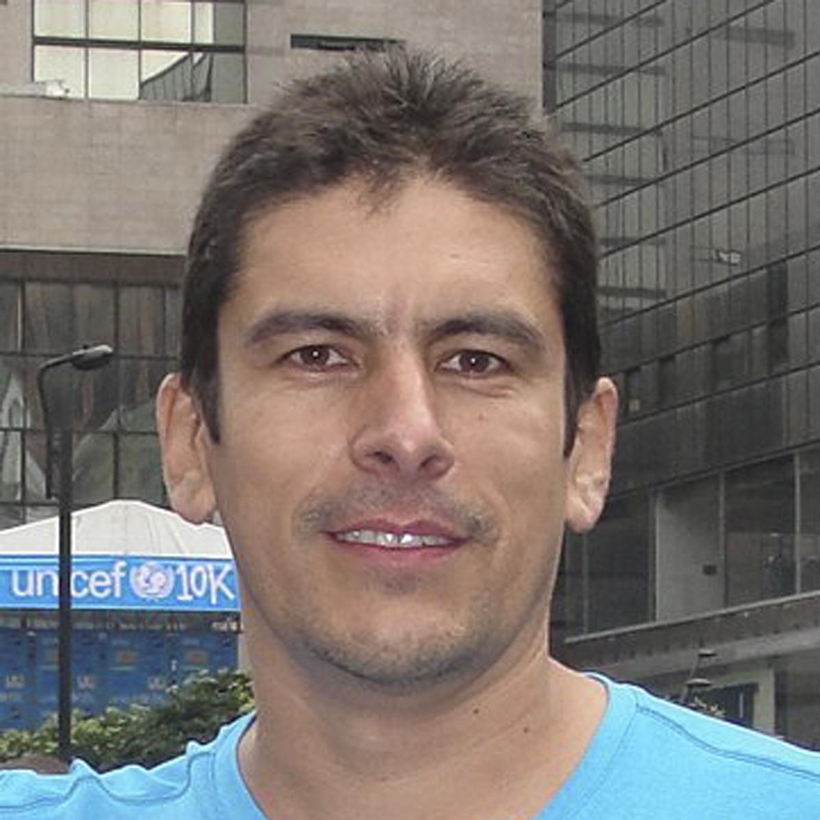 Mauricio Palacios Gómez